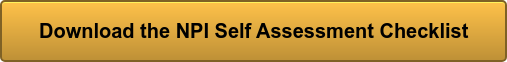 Download the NPI Self Assessment Checklist