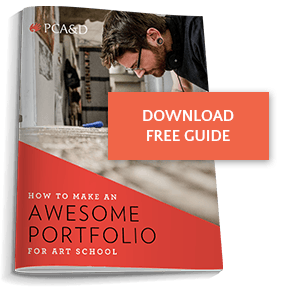 Learn How to Make an Awesome Art Portfolio. Download Your Free Guide.