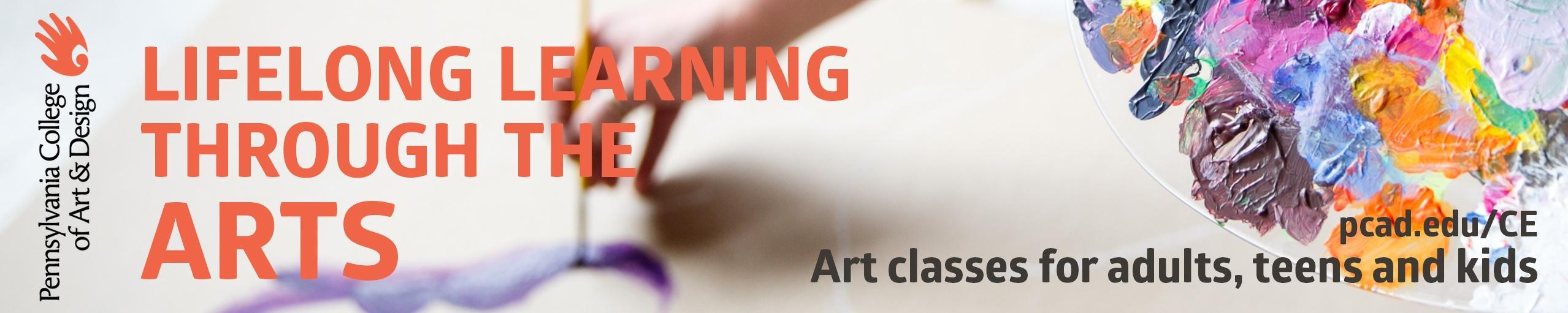 Lifelong Learning at PCA&D