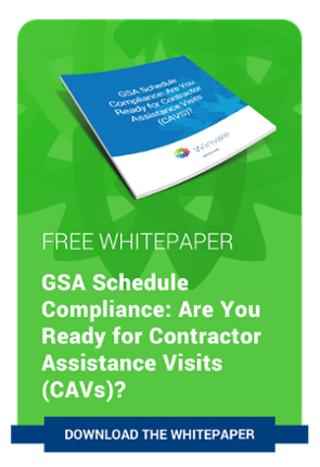 Download GSA Schedule Compliance: Are You Ready for Contractor Assistance Visits?