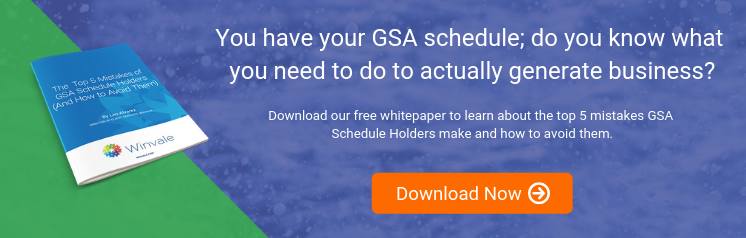 The Top 5 Mistakes of GSA Schedule Holders (And How to Avoid Them)