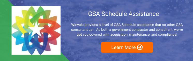 GSA-Schedule-Assistance
