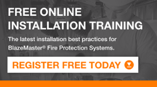برنامج (BlazeMaster)التدريب على التركيب عبر الإنترنت