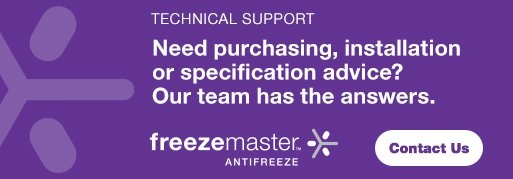 Freezemaster Technical Support