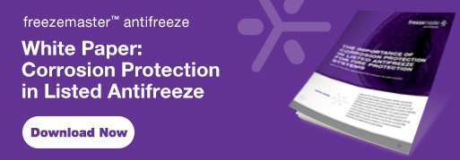 Corrosion Protection in Listed Antifreeze