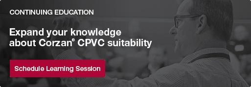 Corzan CPVC Training