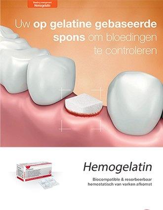Hemogelatin brochure