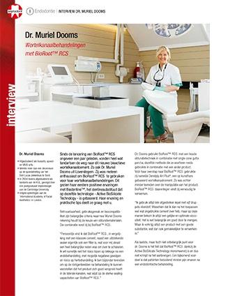 Interview Dr Dooms