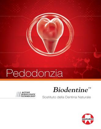 Brochure Biodentine Pedodonzia