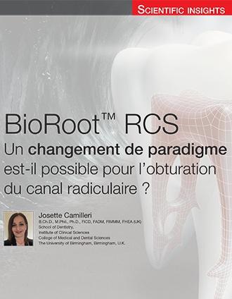 BioRoot RCS changement de paradigme