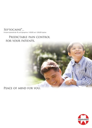 Septocaine 1:100 000 brochure