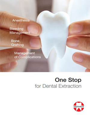 One stop for dental extraction