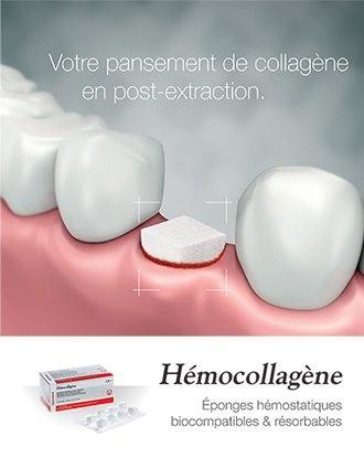 Brochure Hémocollègene