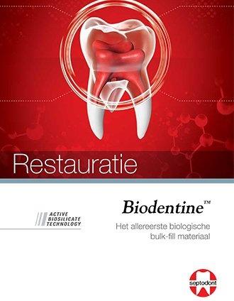 Biodentine Restauratie brochure