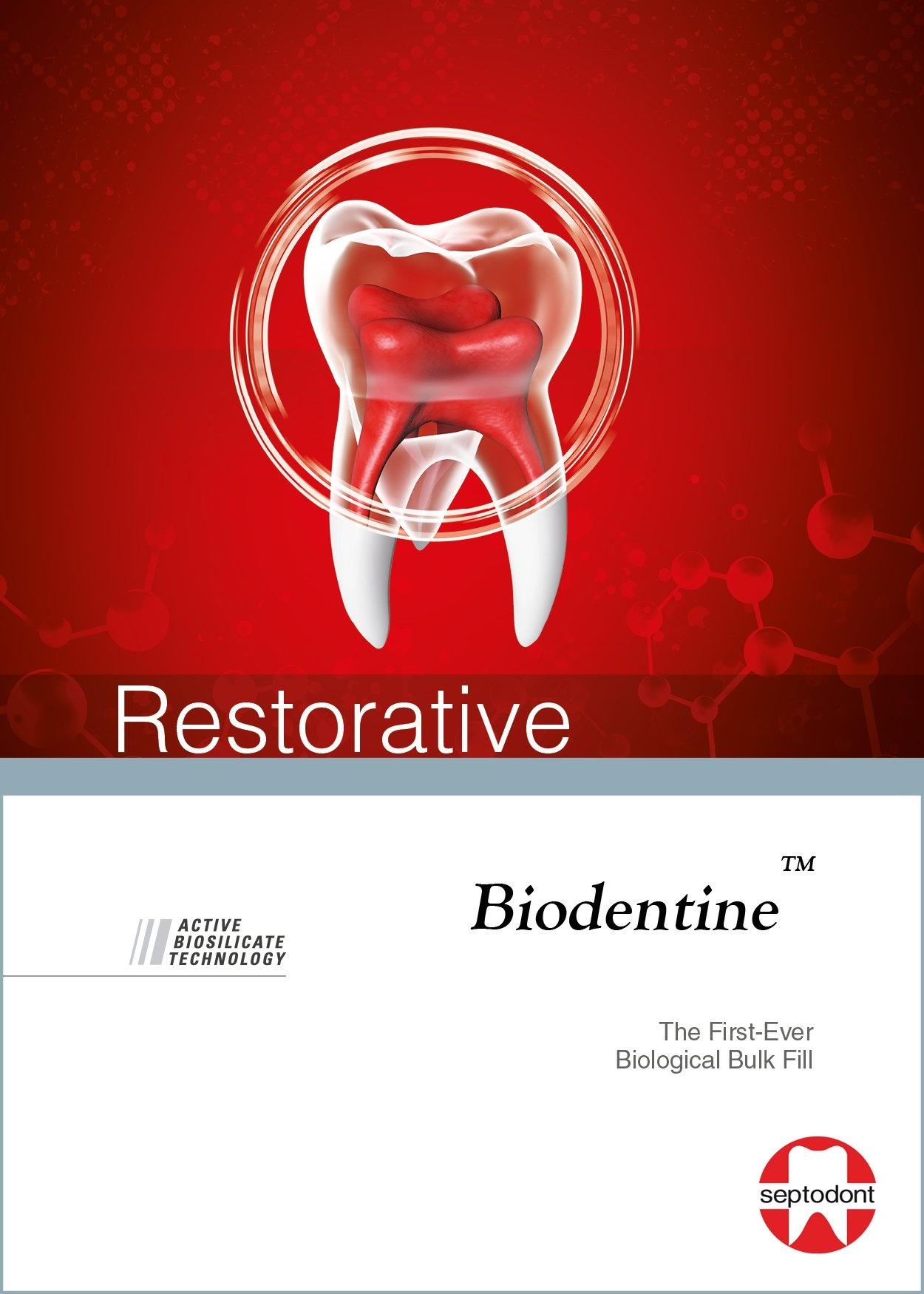 Biodentine - Restorative brochure
