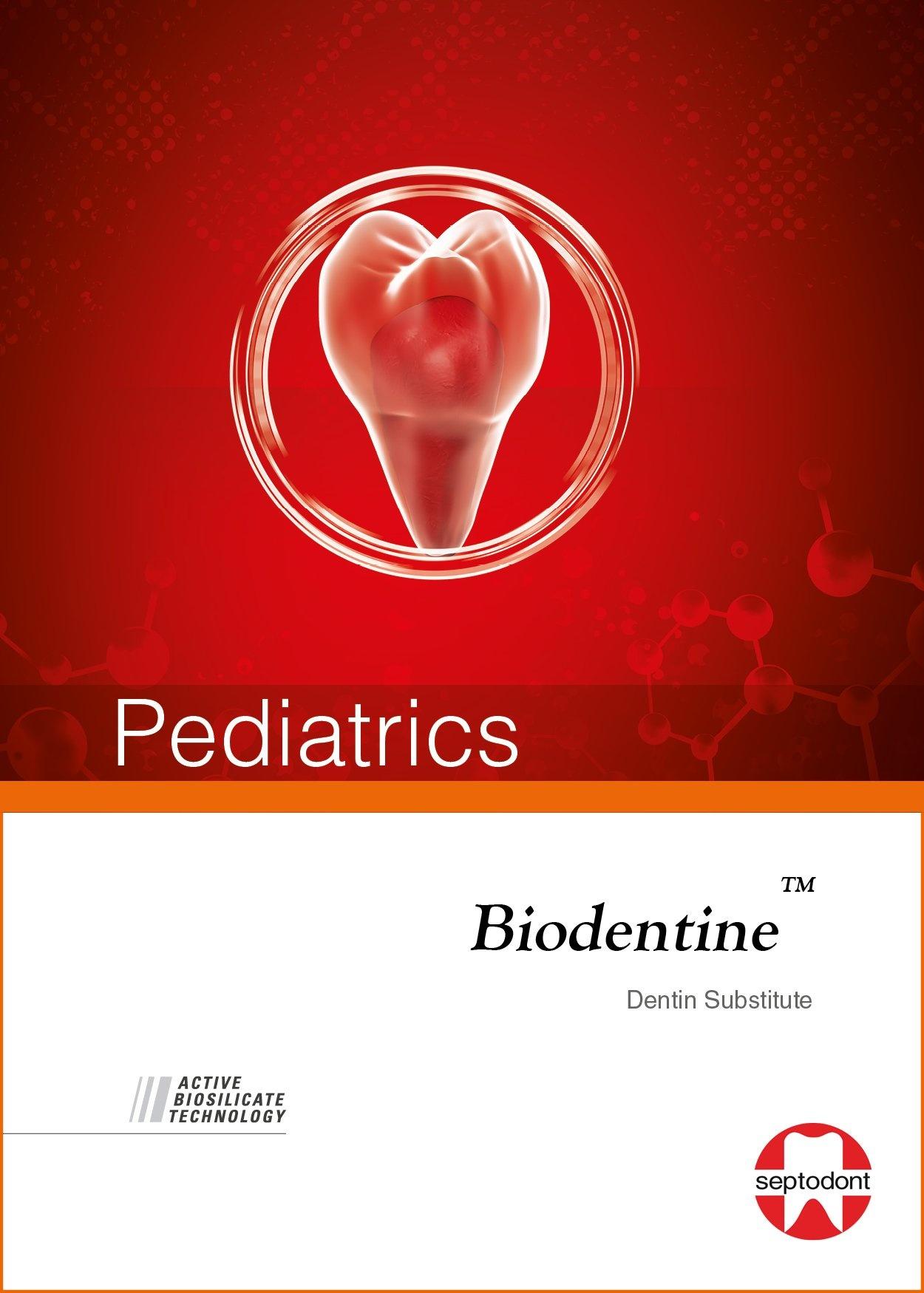 Biodentine - Pediatrics brochure