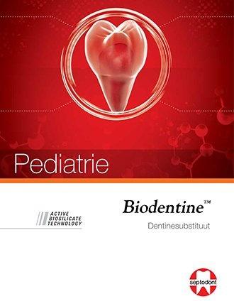 Biodentine Pediatrie brochure