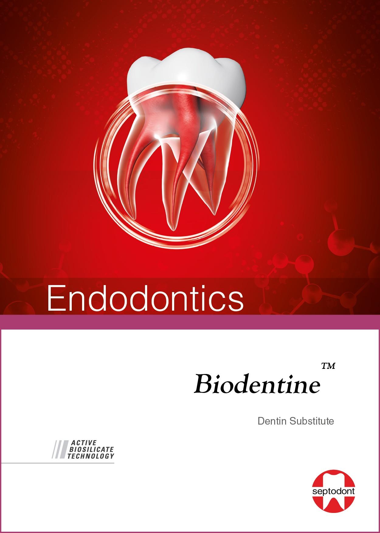 Biodentine - Endodontics brochure
