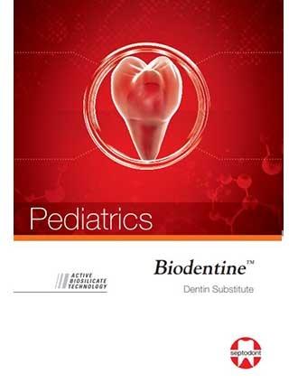 Biodentine pediatrics brochure