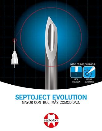 Septoject Evolution folleto