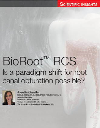 BioRoot RCS Scientific Insights