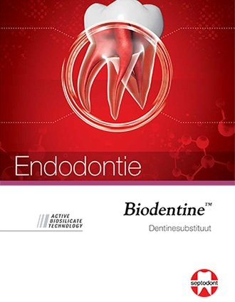 Biodentine Endodontie brochure