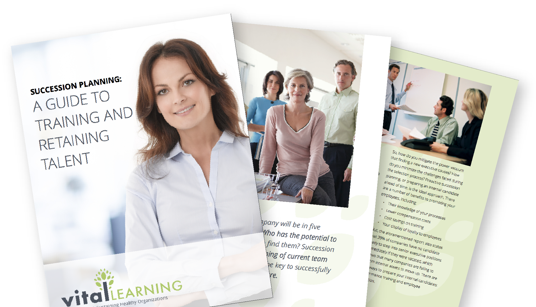 A guide to training and retaining talent free leadership training ebook