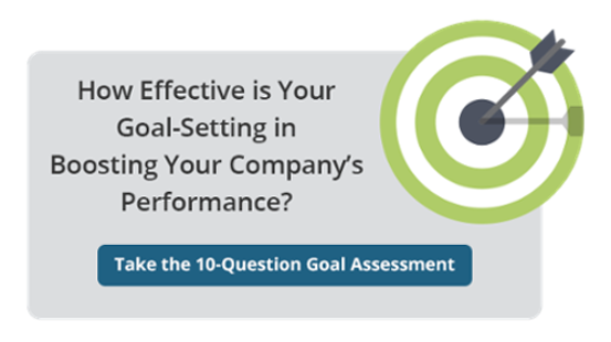 Take the Free Performance Goals Assessment