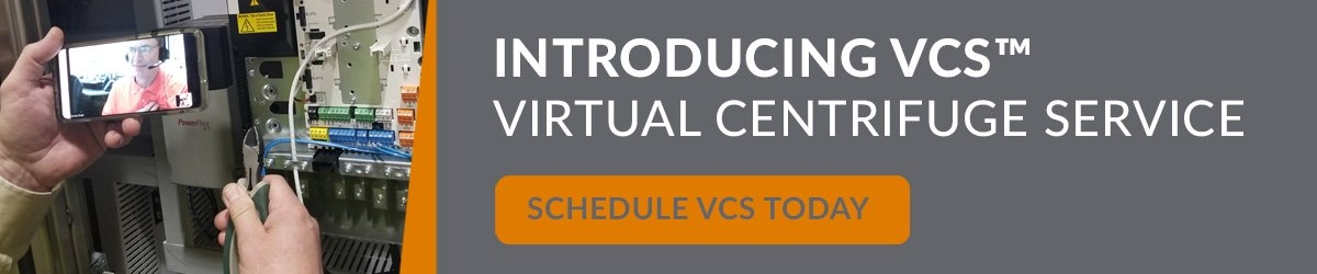 Introducing VCS Virtual Centrifuge Service