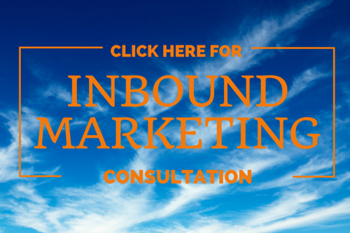 Request Inbound Marketing Consultation