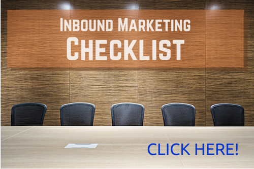Download Your Free Marketing Checklist!