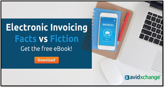 Electronic Invoicing - Facts vs. Fiction