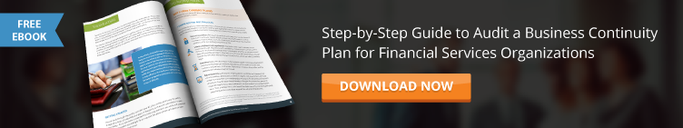 Guide to Audit a Business Continuity Plan for Financial Services