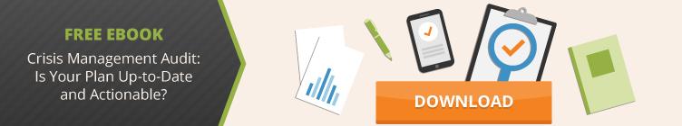 Crisis Management Plan Audit Ebook