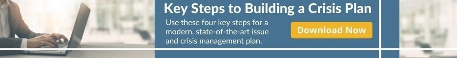 Key Steps to Building a Crisis Plan