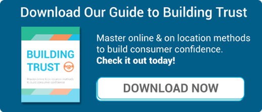 Download our Guide to Building Trust