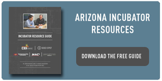 Arizona Incubator Resource Guide