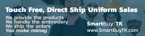 Touch Free, Direct Ship Uniform Sales