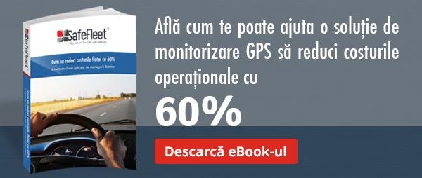monitorizare gps pentru reducere costuri operationale