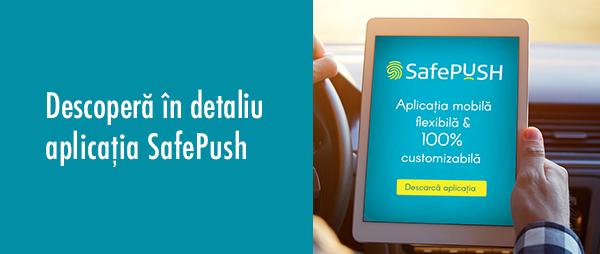 SafePush - Centre de cost SafeFleet