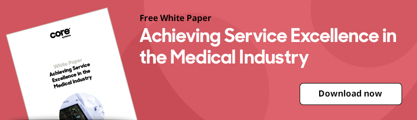 White Paper Service Excellence in Health Sciences & Medical Equipment