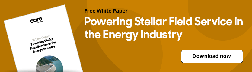 White Paper Powering Stellar Field Service in the Energy Industry