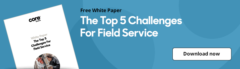 White Paper The Top 5 Challenges For Field Service