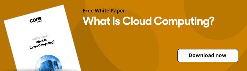 White Paper What Is Cloud Computing?