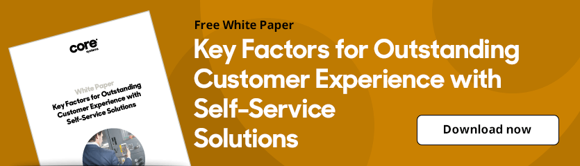 White Paper Customer Experience with Self-Service Solutions