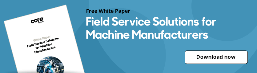 White Paper Service Challenges for Industrial Manufacturing