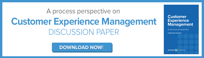 Download Customer Experience Management Paper