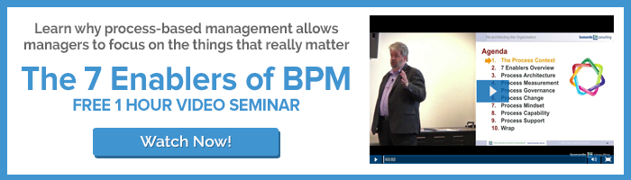 Watch 7 Enablers of BPM Video