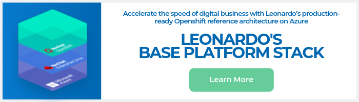 Learn more about Leonardo's Base Platform Stack