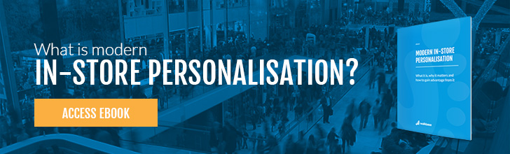 Access modern in-store personalisation eBook